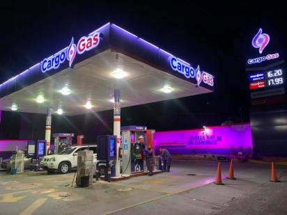 O objetivo da empresa é colocar postinhos de ração em todos os postos da rede. (Foto: Facebook/Grupo CargoGas)