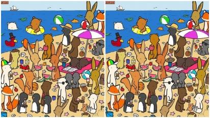 A imagem a seguir tem um desafio um pouco diferente. O jogo dos 7 erros. Você precisa comparar as duas imagens e descobrir as diferenças entre elas. (Foto: Reprodução/Dudolf.com)