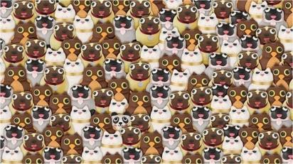 Desafios: encontre personagens, animais e figuras famosas escondidas em diferentes cenários. (Foto: Playbuzz)