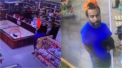 Homem rouba filhote de basset hound em loja de pets e polícia investiga o caso. (Foto: Reprodução/Berks Weekly)