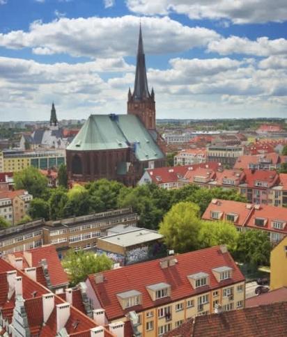 A área conhecida como Pomerânia, que deu origem ao nome da raça. (Foto: Divulgação Getty Images/Jan Wlodarczyk)