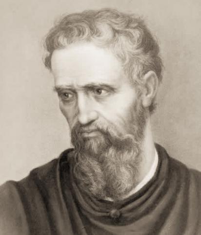 Um lulu olhou Michelangelo a pintar a capela Sistina. (Foto: Divulgação Getty Images/Hulton Archive)