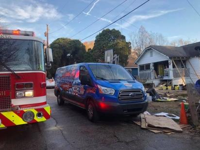 O incêndio iniciou-se por uma falha elétrica. (Foto: Facebook/ W-Underdogs)