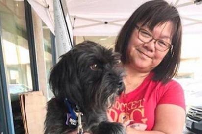 Valerie era enfermeira e no tempo livre ajudava os animais de rua. (Foto: Reprodução/Kron4)