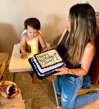 A carinha do cão não parece de arrependido.