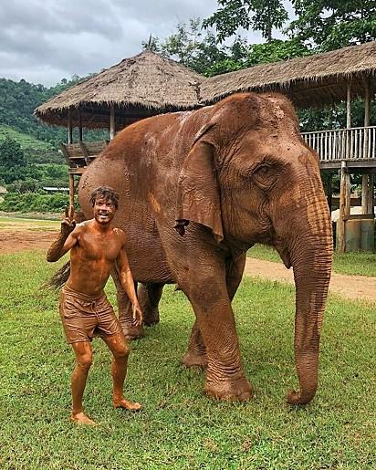 Jungle Book Life, esfoliação antienvelhecimento.