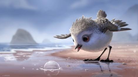 Conheça a História de Piper, o curta de animação mais fofo que você já viu :)