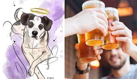 Caso Manchinha: Cervejarias fazem campanha para doar lucro a ONGs de proteção animal