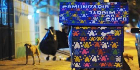 Justiça de Porto Alegre proíbe retirada de casinhas de cachorro de bairro