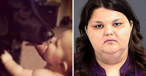 Babá que maltratava bebê é descoberta após cão da família avisar pais