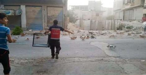 Bondade: ativista sírio se dedica e se arrisca para salvar pets abandonados em zona de guerra
