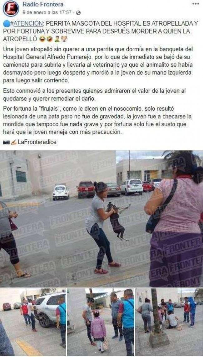 Foto: Facebook / Radio Fronteira