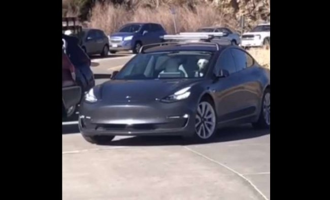 Foto: Reddit / TeslaMotors