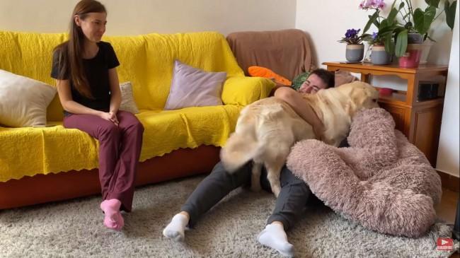 Foto: Reprodução Youtube / Funny Dog Bailey