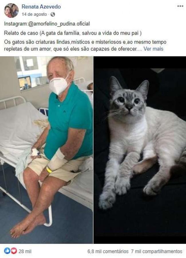 Foto: Facebook / Renata Azevedo